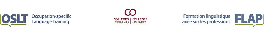 Occupation-specific Language Training   Colleges Ontario
