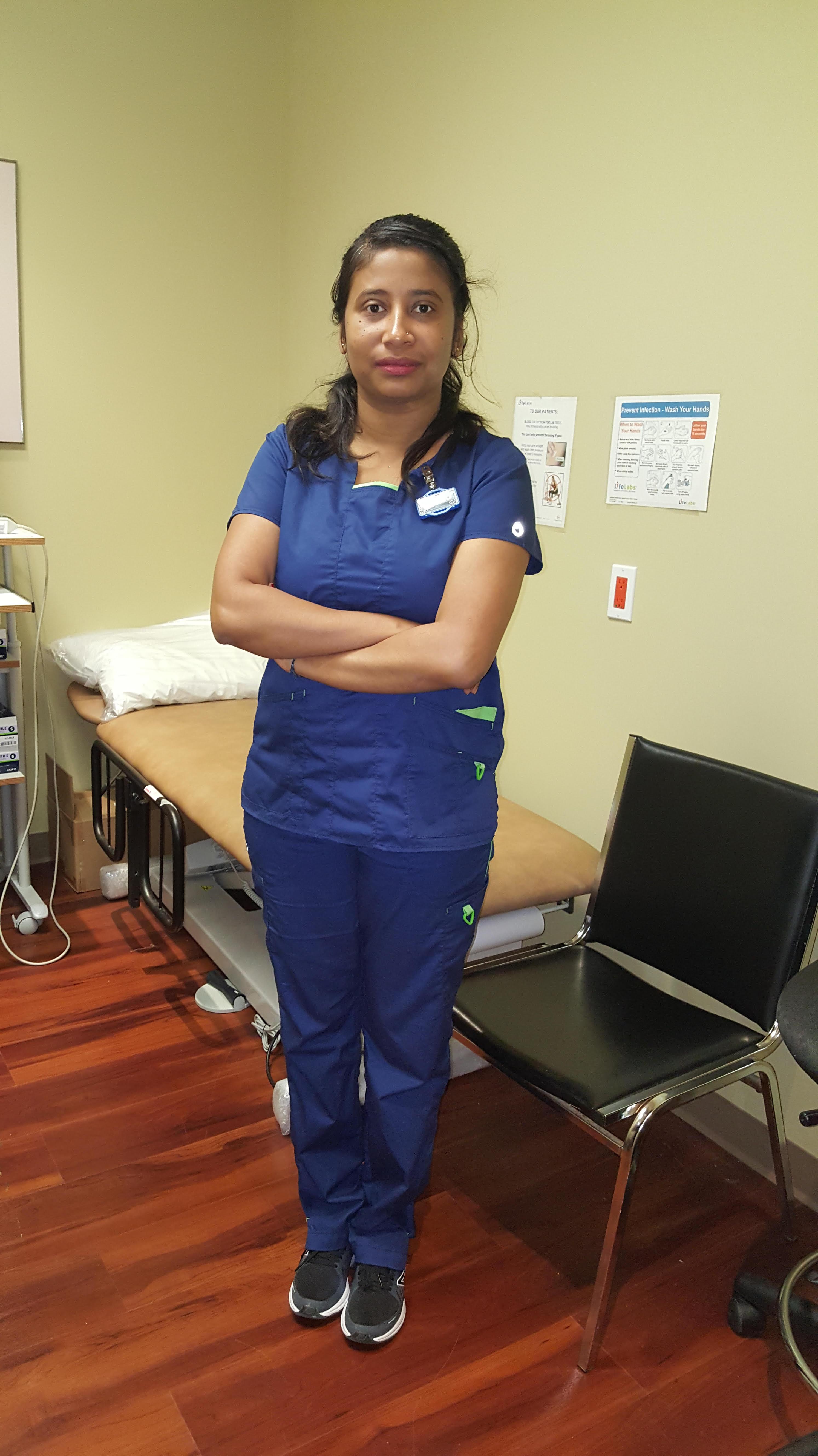 Workplace Communication Skills for Health Care Alumni Abiramy Thivakaran