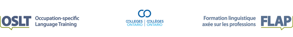 Occupation-specific Language Training | Colleges Ontario